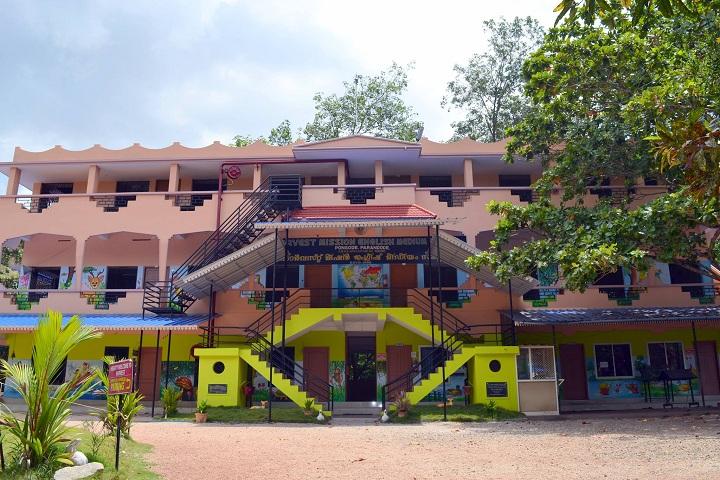 Harvest Mission English Medium School-School building