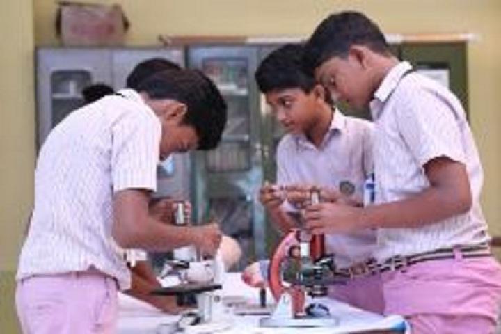Hira Public School-Biology lab