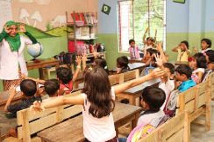 Hira Public School-Classroom