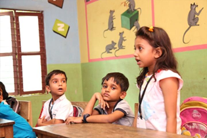 Hira Public School-Nursery classroom