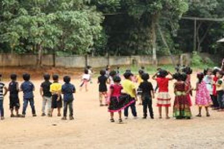 Hira Public School-Playground