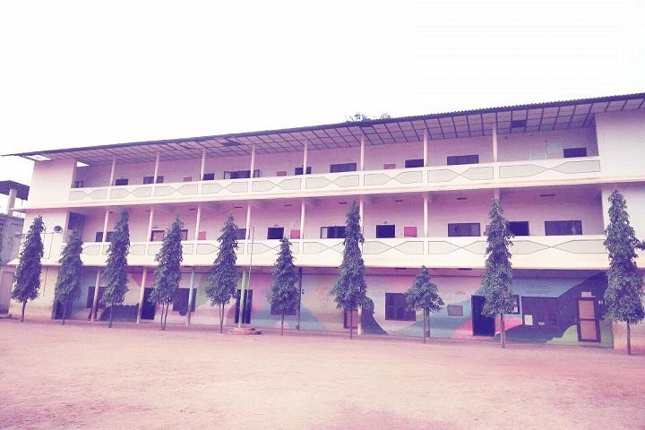Hira Public School-School building