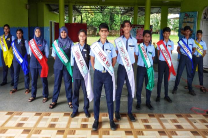 Hira Public School-Investiture Ceremony