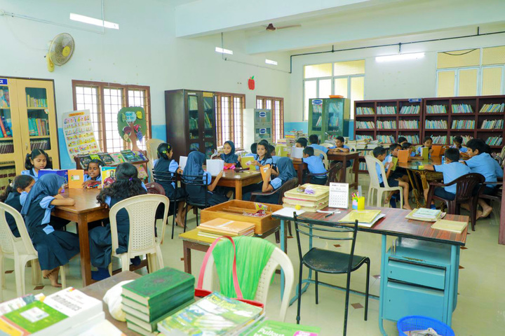 Hira Public School-Library