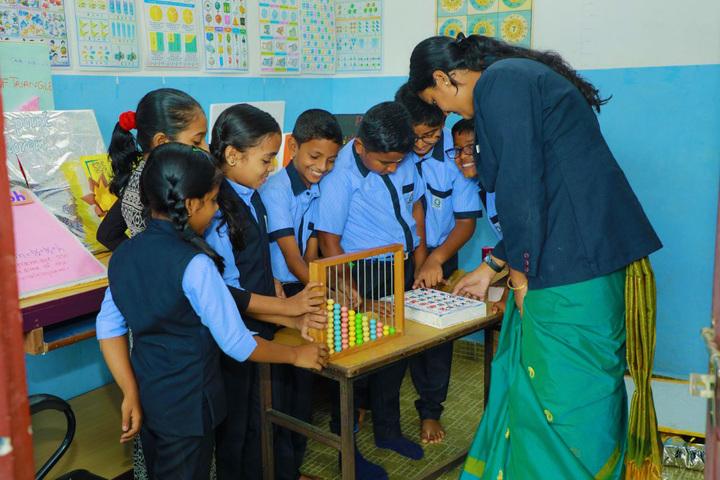 Hira Public School-Maths Lab