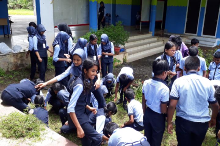 Hira Public School-Nature Club