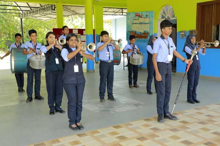 Hira Public School-School Band