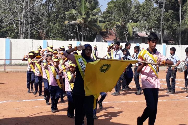 Hira Public School-Sports Day