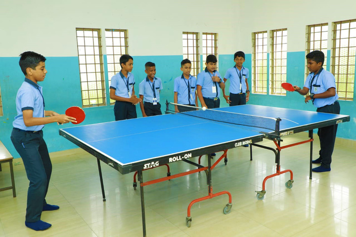 Hira Public School-Table Tennies Court