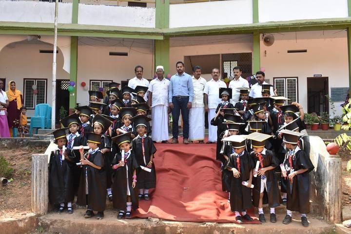 Hira Public School-Graduation Day