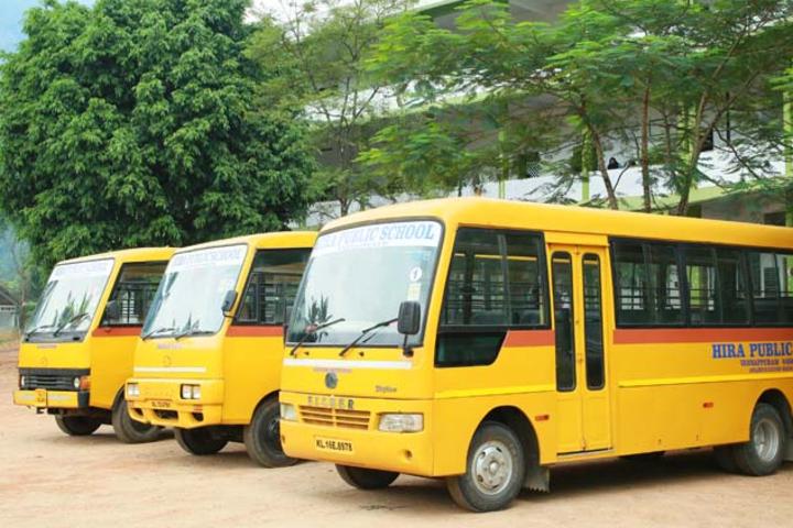 Hira Public School-Transport