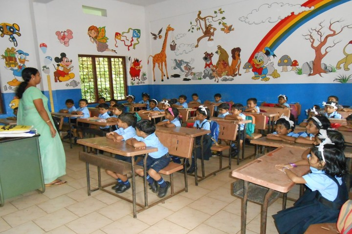 Hira Residential School-Classroom