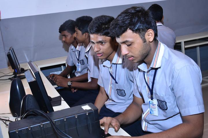 Hira Residential School-Computer Lab