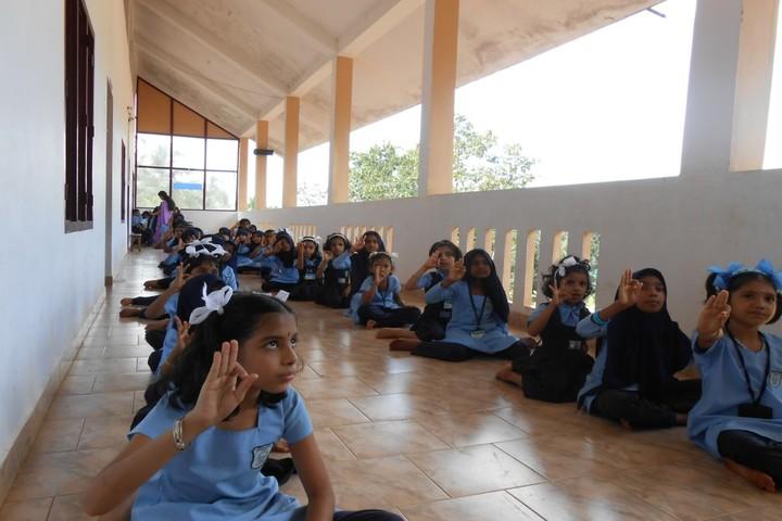Hira Residential School-Dance Class