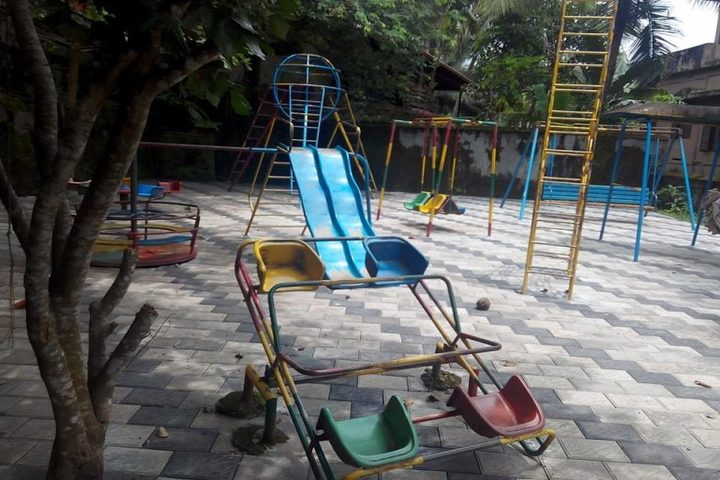 Hira Residential School-Play Area
