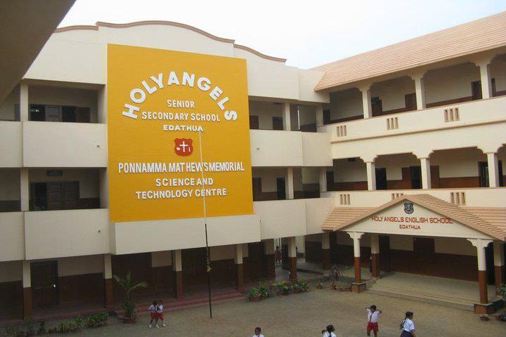 Holy Angels English School-Campus
