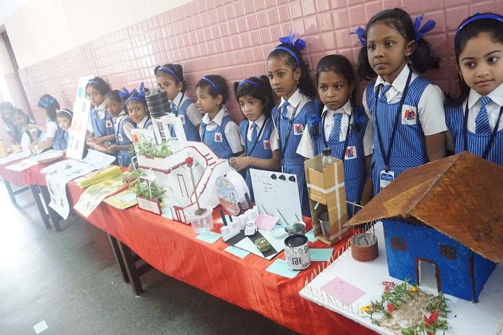 Holy Angels School-Art Exhibition