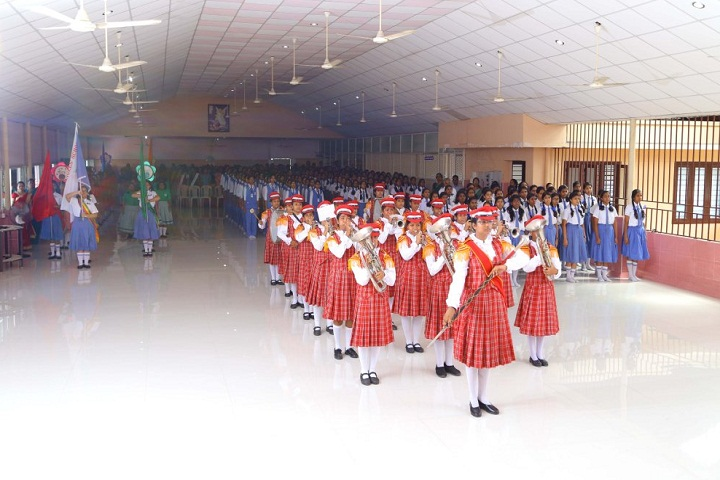 Holy Angels School-Auditorium