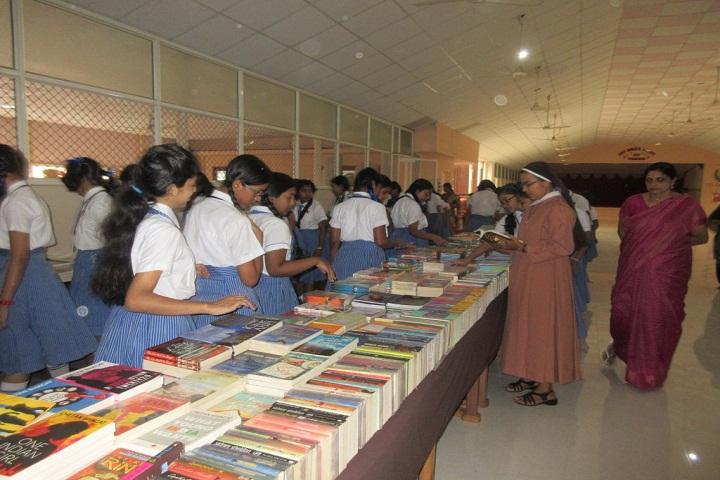 Holy Angels School-Book Fair