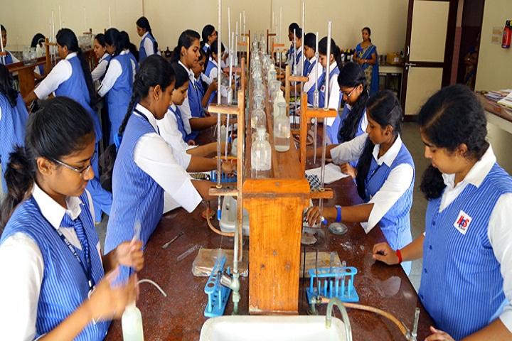 Holy Angels School-Chemistry Lab