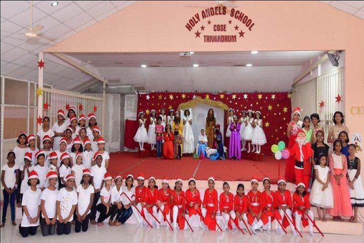 Holy Angels School-Christmas Celebration
