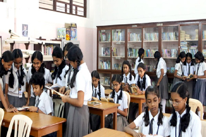 Holy Angels School-Library