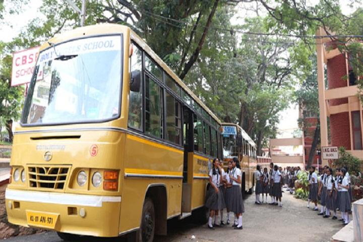 Holy Angels School-Transport
