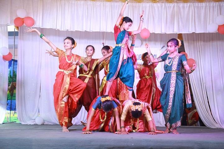 Holy Angles Model School-Cultural Program
