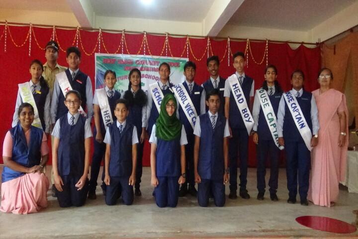 Holy Cross Convent School-Investiture Ceremony