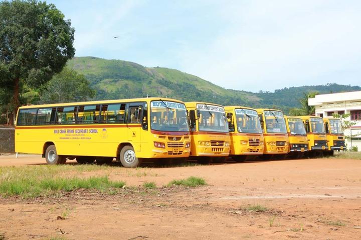 Holy Cross Convent School-Transport