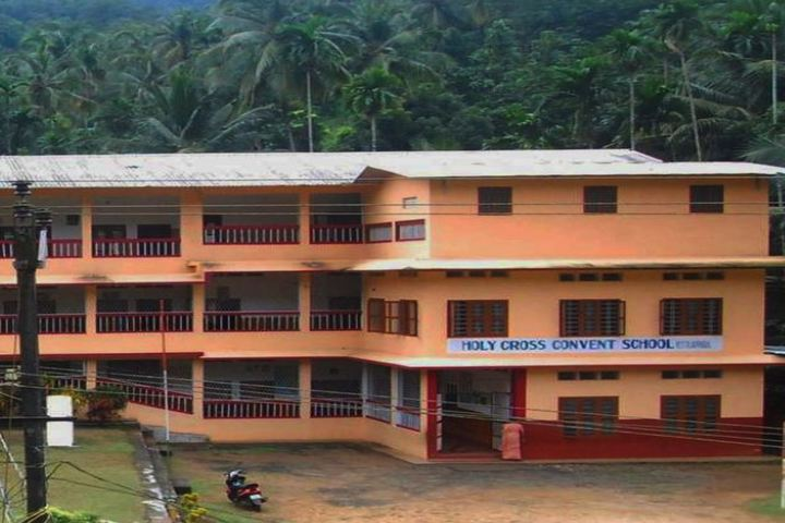 Holy Cross Convent School-Campus