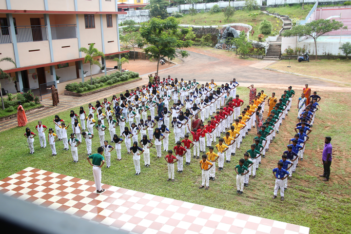 Holy Cross Convent School-Assembly