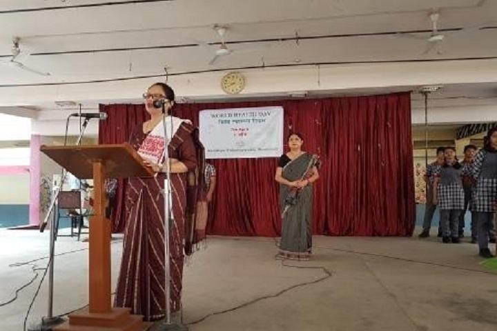 Kendriya Vidyalaya-World Health Day