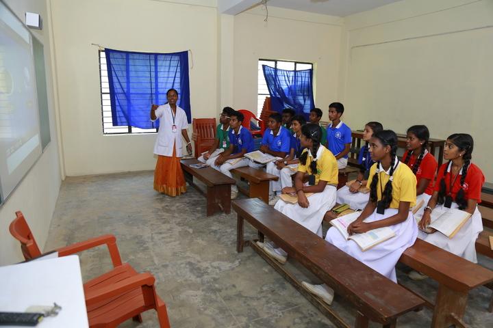 Holy Cross English School-Classroom
