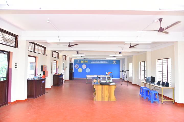 Holy Cross English School-Lab