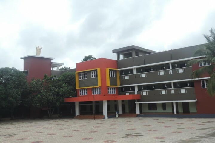 Holy Cross School-Campus View