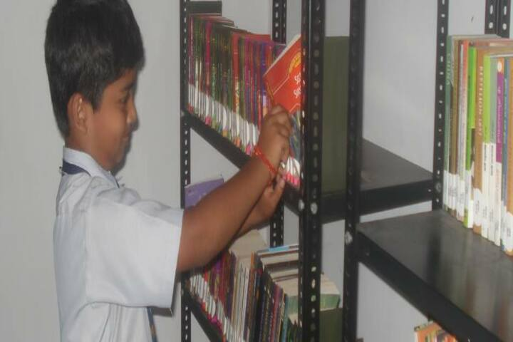 Holy Cross School-Library