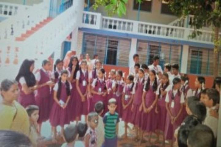 Holy Cross School-Event