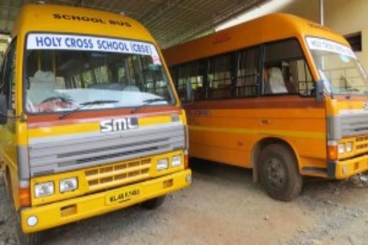 Holy Cross School-Transport
