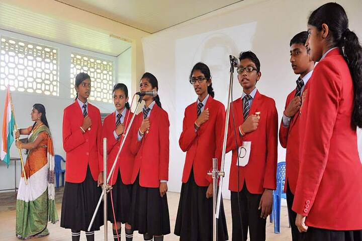 Holy Face School-Republic Day