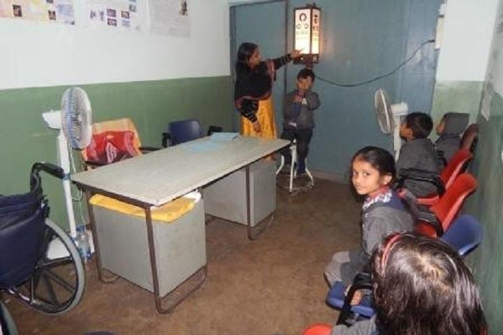 Kendriya Vidyalaya-Medical Room