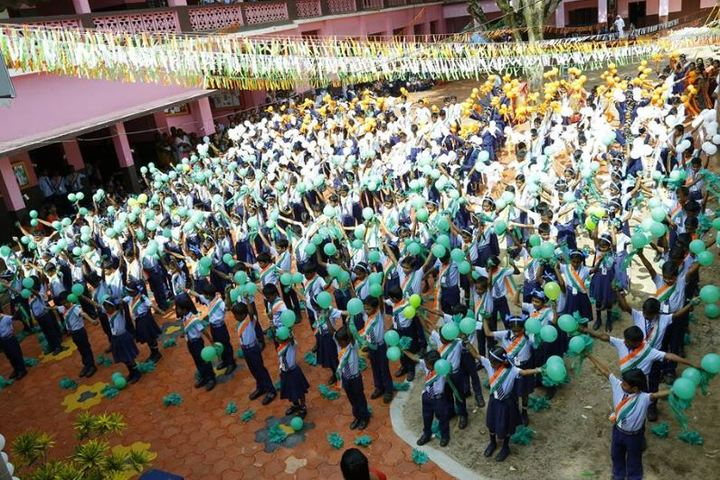 Holy Family Visitation Public School-Assembly Ground