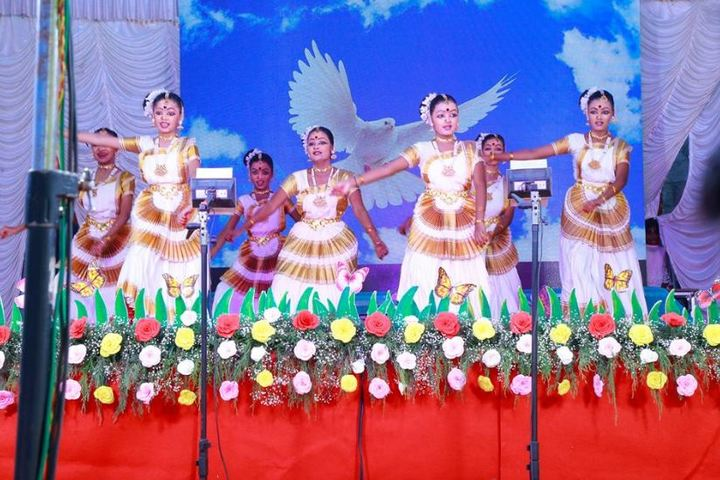 Holy Family Visitation Public School-Cultural Dance