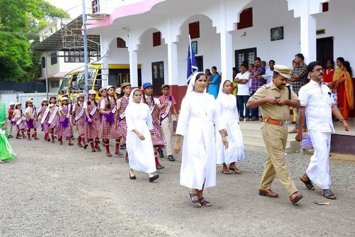 Holy Family Visitation Public School-March Past