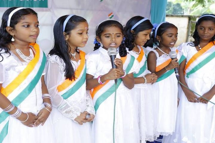 Holy Family Visitation Public School-Singing