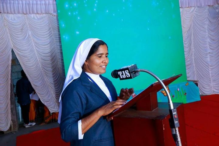 Holy Family Visitation Public School-Speech
