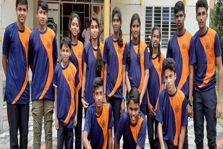 Holy India Foundation School-Team