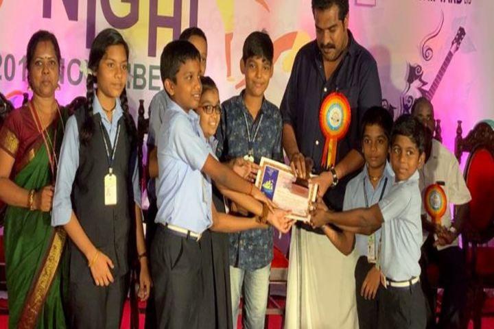 Holy India Foundation School-Winners