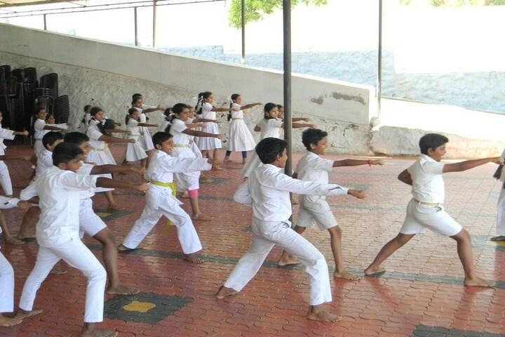 Holy Innocents Public School-Karate
