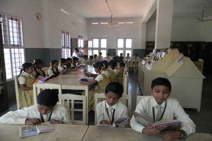 Holy Innocents Public School-Library